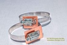 Bracelets IBO14 (left) IBO15