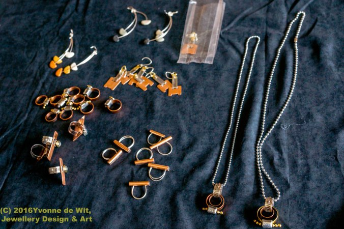 Yvonne de Wit Jewellery Design & Art